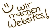 Wir machen Websites