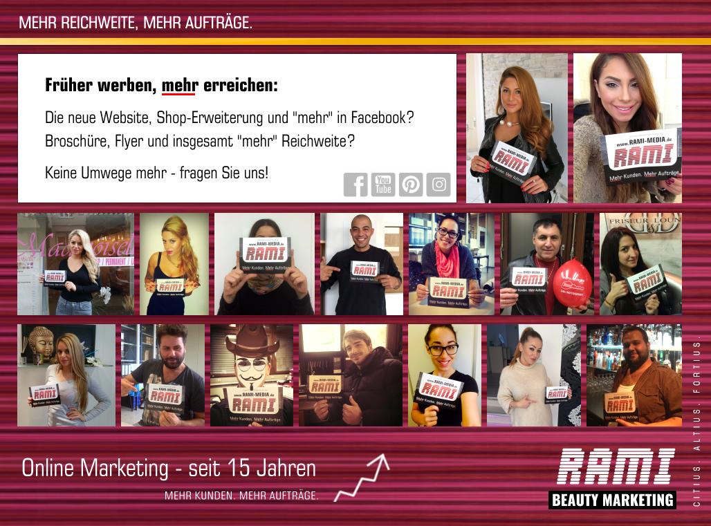 Beauty Marketing - Rami Marketing