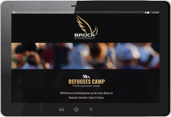 sicherheitsdienst-website